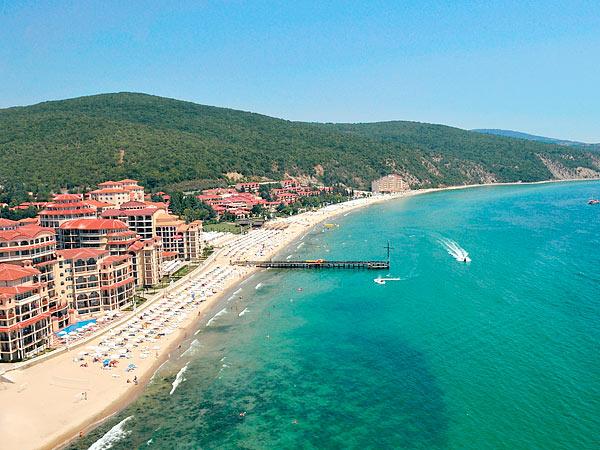 Почему так популярны курорты Болгарии?