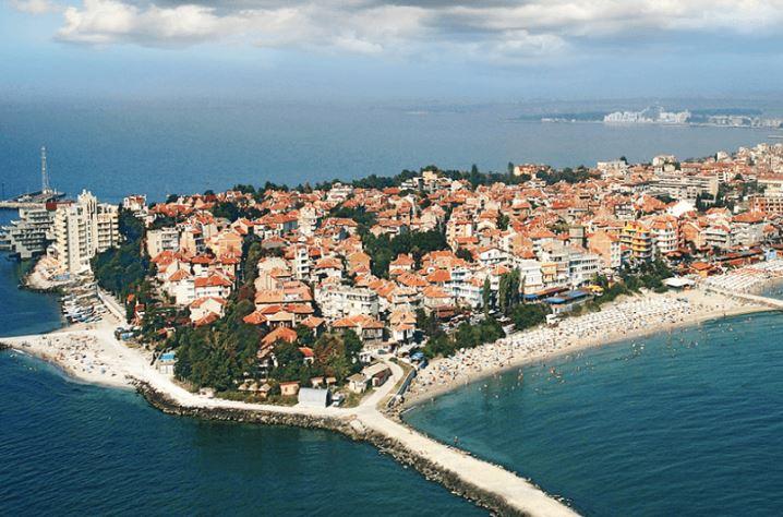 Дом на море в несебре болгария